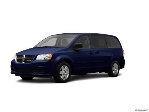 2013 Dodge Grand Caravan for sale at Carros Usados Fresno in Clovis CA
