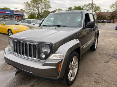 2012 Jeep Liberty for sale at TOP YIN MOTORS in Mount Prospect IL