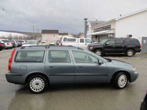 2001 Volvo V70 for sale at ROUTE 119 AUTO SALES & SVC in Homer City PA