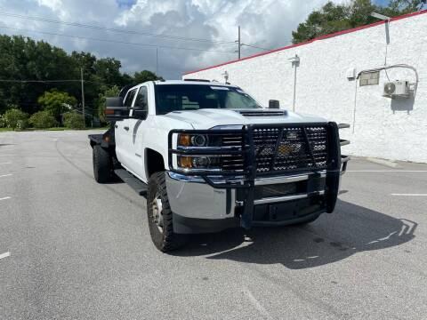 2017 Chevrolet Silverado 3500HD for sale at Consumer Auto Credit in Tampa FL