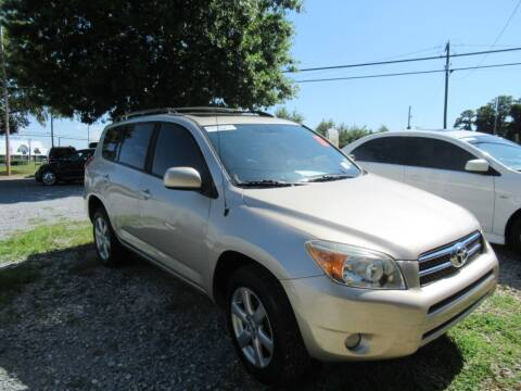 2007 Toyota RAV4 for sale at Dallas Auto Mart in Dallas GA