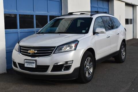 2016 Chevrolet Traverse for sale at IdealCarsUSA.com in East Windsor NJ