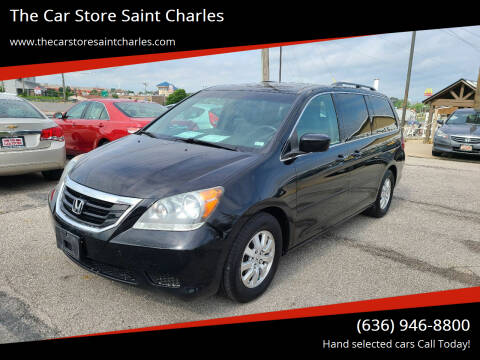 2010 Honda Odyssey for sale at The Car Store Saint Charles in Saint Charles MO