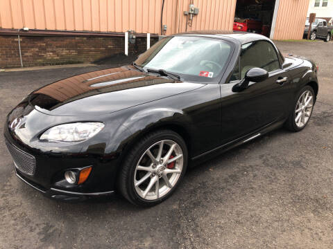 2011 Mazda MX-5 Miata for sale at STEEL TOWN PRE OWNED AUTO SALES in Weirton WV