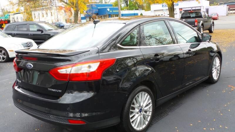 2013 Ford Focus Titanium 4dr Sedan - Albany NY