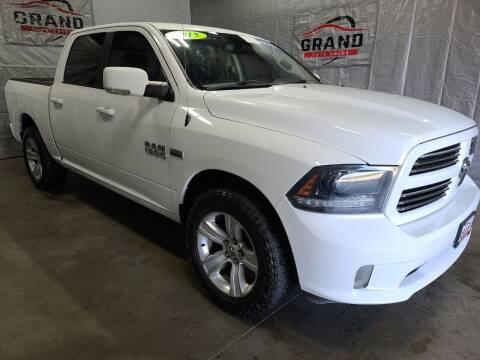 2015 RAM Ram Pickup 1500 for sale at GRAND AUTO SALES in Grand Island NE