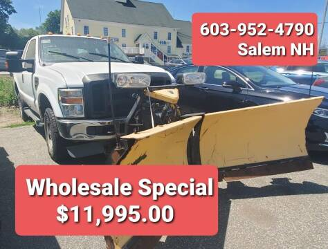 2009 Ford F-250 Super Duty for sale at High Line Auto Sales of Salem in Salem NH