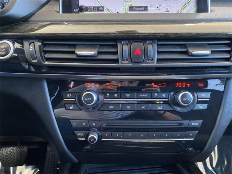 2017 BMW X5 sDrive35i 4dr SUV - Roswell GA