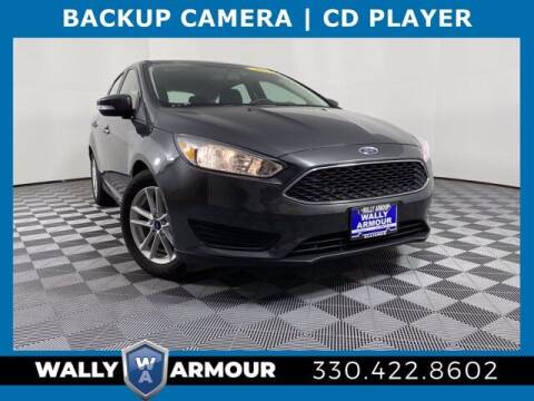 2017 Ford Focus for sale at Wally Armour Chrysler Dodge Jeep Ram in Alliance OH