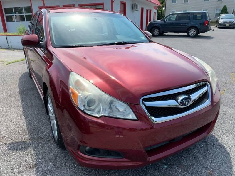 2011 Subaru Legacy for sale in Front Royal, VA