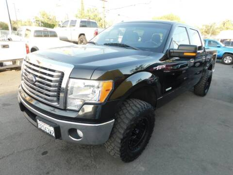 2012 Ford F-150 for sale at Williams Auto Mart Inc in Pacoima CA
