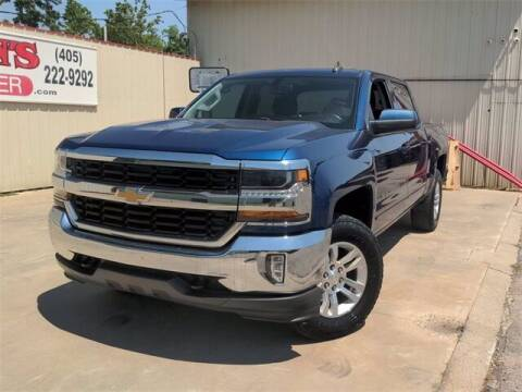 2016 Chevrolet Silverado 1500 for sale at Auto Bankruptcy Loans in Chickasha OK