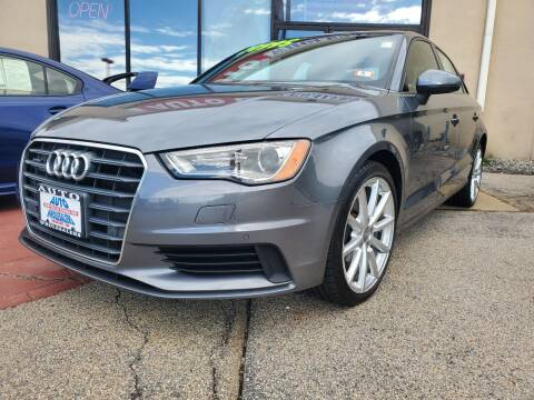 2016 Audi A3 for sale at Auto Wholesalers Of Hooksett in Hooksett NH