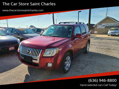 2008 Mercury Mariner for sale at The Car Store Saint Charles in Saint Charles MO