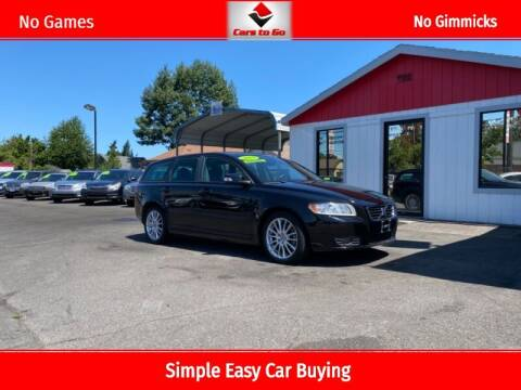 2009 Volvo V50 for sale at Cars To Go in Portland OR