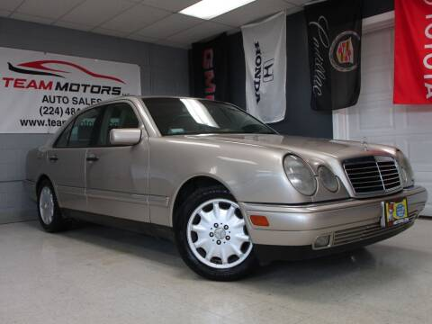 1999 Mercedes-Benz E-Class for sale at TEAM MOTORS LLC in East Dundee IL