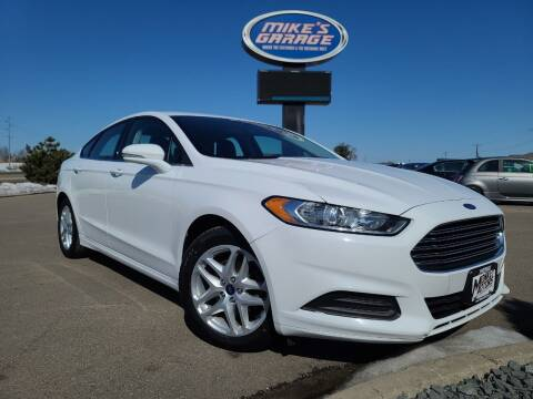 2014 Ford Fusion for sale at Monkey Motors in Faribault MN