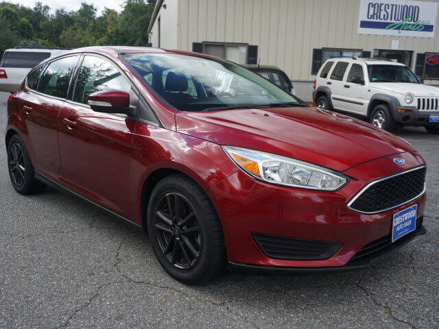 2015 Ford Focus for sale at Crestwood Auto Sales in Swansea MA
