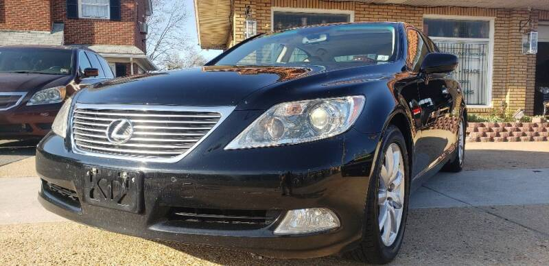 2008 Lexus LS 460 for sale at A.C. Greenwich Auto Brokers LLC. in Gibbstown NJ