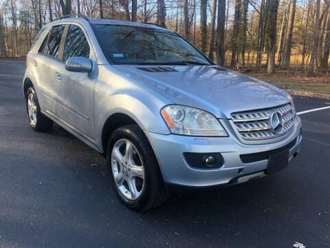 2008 Mercedes-Benz M-Class for sale at Bowie Motor Co in Bowie MD
