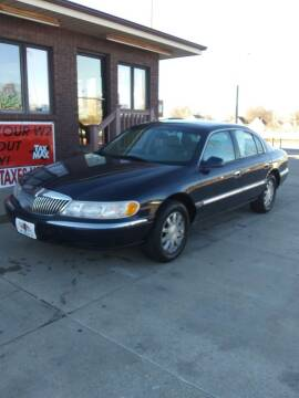 2001 Lincoln Continental for sale at CARS4LESS AUTO SALES in Lincoln NE