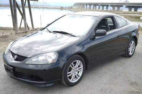 2005 Acura RSX for sale at Sports Plus Motor Group LLC in Sunnyvale CA
