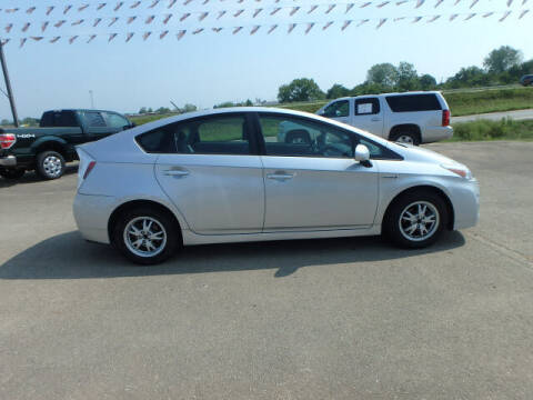 2011 Toyota Prius for sale at BLACKWELL MOTORS INC in Farmington MO
