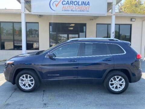 2014 Jeep Cherokee for sale at Carolina Auto Credit in Youngsville NC