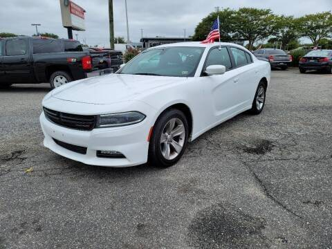 2017 Dodge Charger for sale at International Auto Wholesalers in Virginia Beach VA