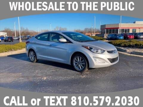 2014 Hyundai Elantra for sale at Lasco of Grand Blanc in Grand Blanc MI