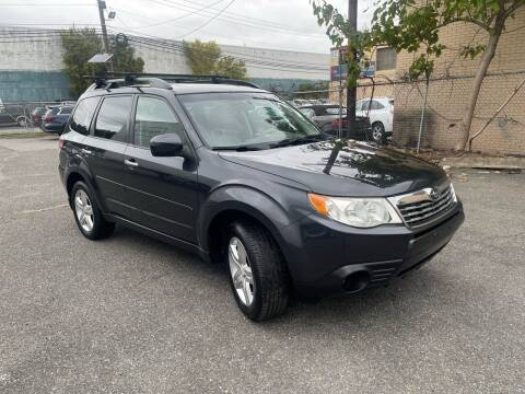 2009 Subaru Forester for sale at Giordano Auto Sales in Hasbrouck Heights NJ