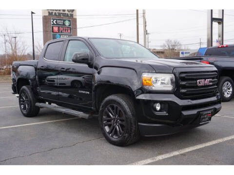 2018 GMC Canyon for sale at Classified pre-owned cars of New Jersey in Mahwah NJ