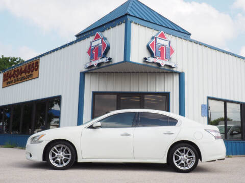 2014 Nissan Maxima for sale at DRIVE 1 OF KILLEEN in Killeen TX