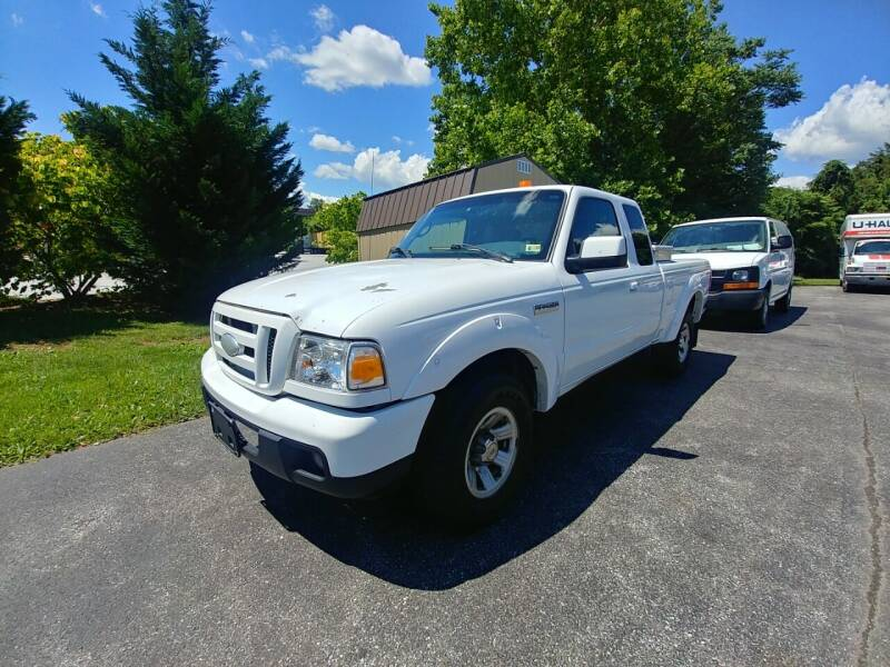 2007 Ford Ranger for sale at Regional Auto Sales in Madison Heights VA