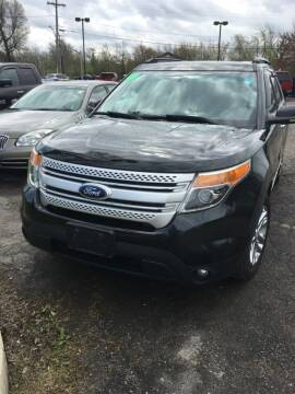 2011 Ford Explorer for sale at Hamburg Motors in Hamburg NY