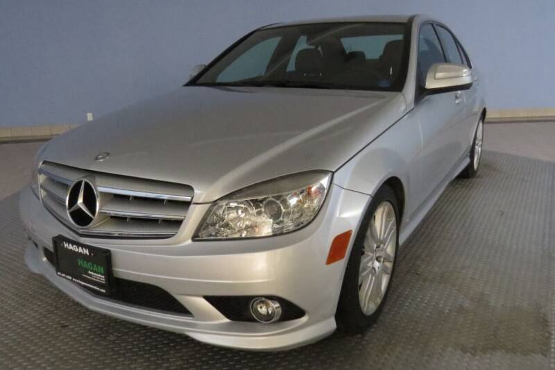 2009 Mercedes-Benz C-Class for sale at Hagan Automotive in Chatham IL