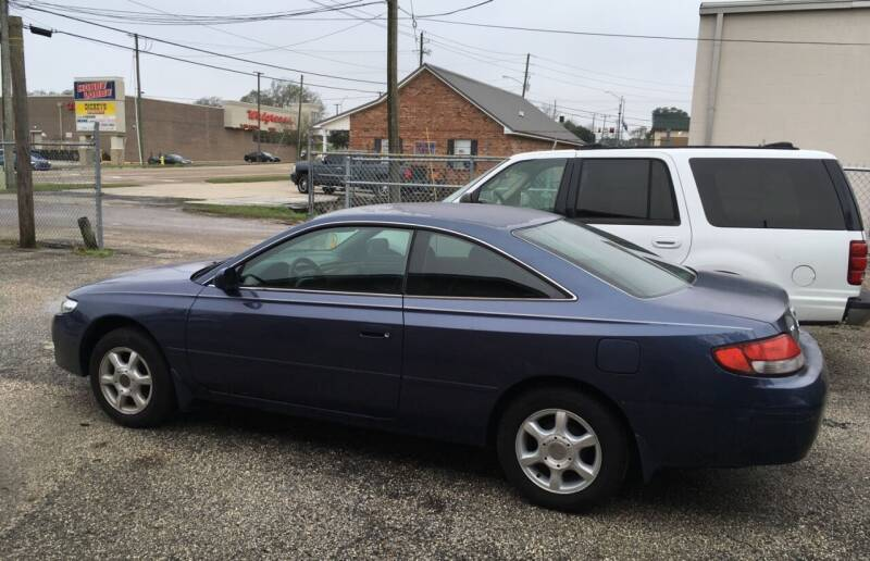 2000 Toyota Camry Solara for sale at Autofinders in Gulfport MS