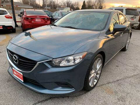 2014 Mazda MAZDA6 for sale at New To You Motors in Tulsa OK