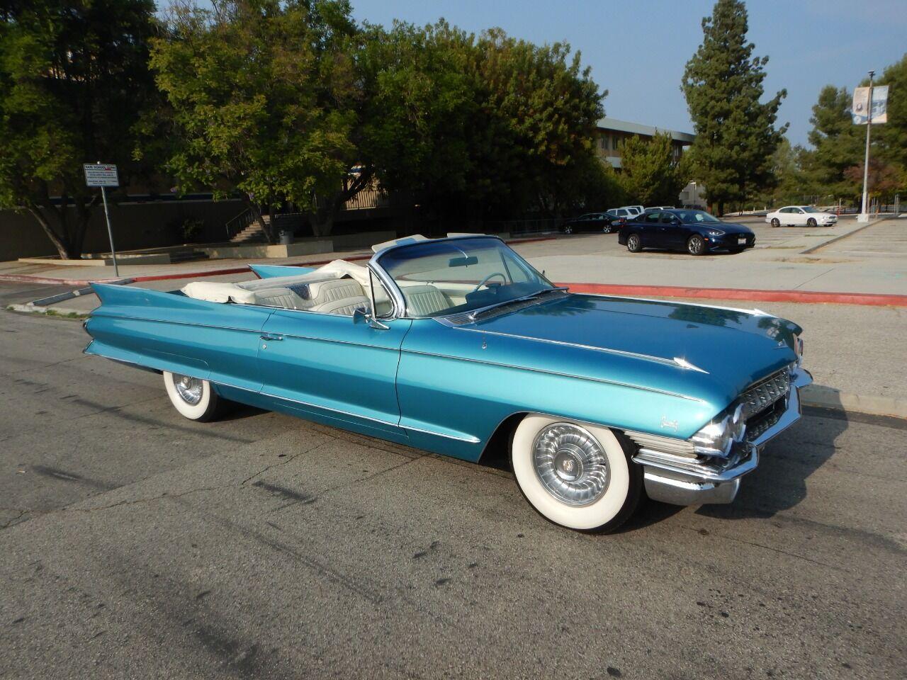 1961 Cadillac Eldorado Biarritz 28