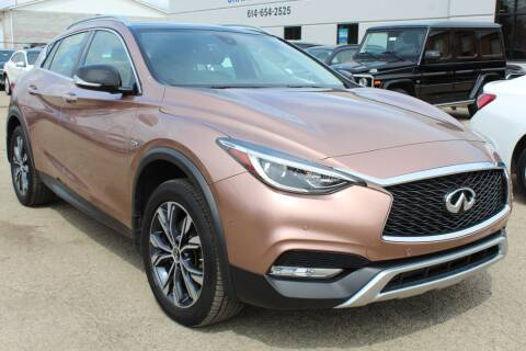2018 Infiniti QX30 for sale at SHAFER AUTO GROUP in Columbus OH