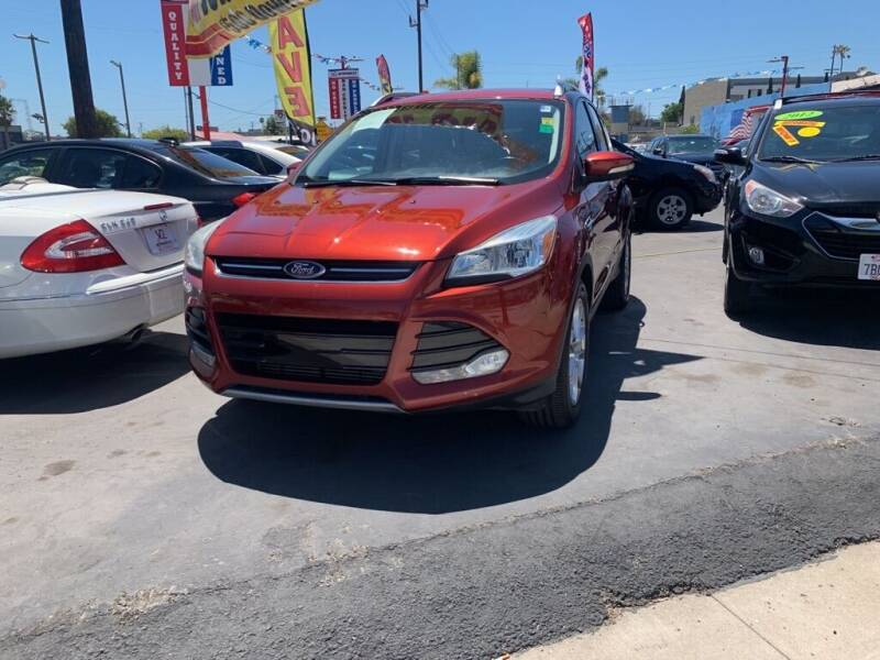 2014 Ford Escape for sale at VR Automobiles in National City CA