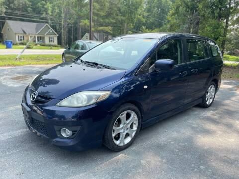 2008 Mazda MAZDA5 for sale at Tri State Auto Brokers LLC in Fuquay Varina NC
