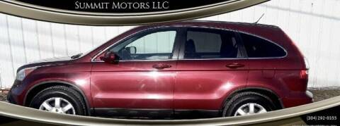 2008 Honda CR-V for sale at Summit Motors LLC in Morgantown WV