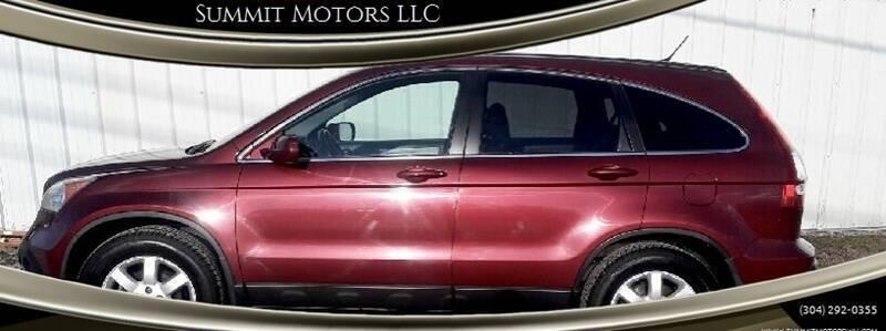 2008 Honda CR-V for sale at Summit Motors LLC in Morgantown WV