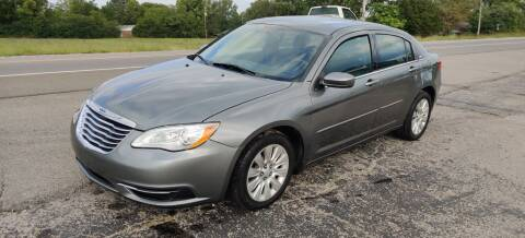 2012 Chrysler 200 for sale at 369 Auto Sales LLC in Murfreesboro TN