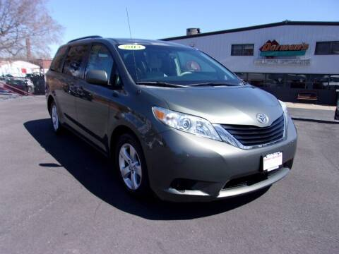 2013 Toyota Sienna for sale at Dorman's Auto Center inc. in Pawtucket RI