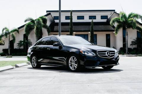 2016 Mercedes-Benz E-Class for sale at Exquisite Auto in Sarasota FL