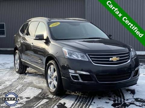 2016 Chevrolet Traverse for sale at Bankruptcy Auto Loans Now - powered by Semaj in Brighton MI