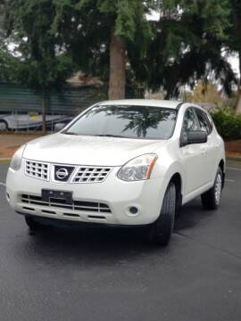 2009 Nissan Rogue for sale at Washington Auto Sales in Tacoma WA