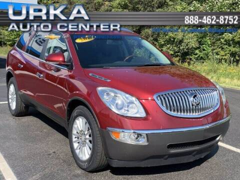 2011 Buick Enclave for sale at Urka Auto Center in Ludington MI